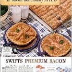 15 anuncios vintage de pasteles sorprendentemente frescos