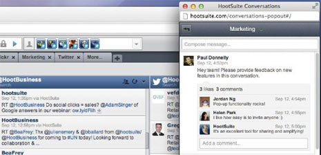 """4 """"centrales"""" desde las que pilotar Facebook, Twitter y Google+"""