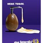 40 anuncios bañados en delicioso chocolate para endulzar la Pascua