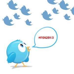 ¿Qué tuits convirtieron a #FOA2013 en trending topic?