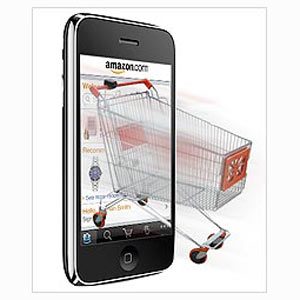 Amazon es el rey del m-commerce por encima de Apple