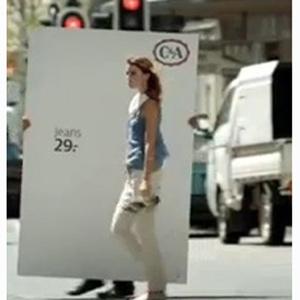 """Un anuncio """"andante"""", el primer spot del nuevo tándem C&A y la agencia DDB Tribal"""