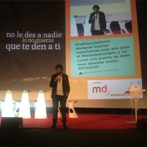 G. Castellanos en #FOA2013:
