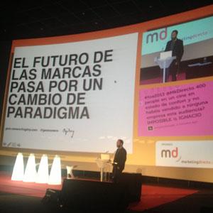 Así será el futuro de la publicidad que nos encontramos en el #FOA2013