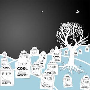 """""""Killing Cool"""", la aplicación que ayuda a las creativos a recuperarse de la muerte de sus ideas"""