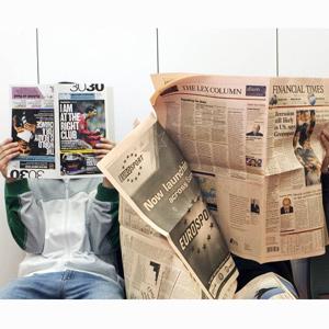 """Las redes sociales difunden noticias positivas, los medios """"las sangrientas"""""""