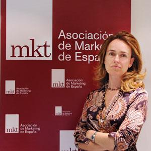 María Sánchez del Corral, la primera mujer que ocupa la presidencia de la Asociación de Marketing de España