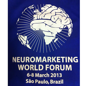 Neuromarketing World Forum 2013 en vídeos e imágenes