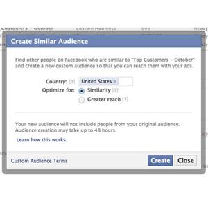 Facebook lanza una nueva herramienta publicitaria: públicos personalizados