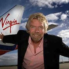Richard Branson saca a la luz los secretos en social media de Virgin