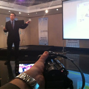 "R. Dooley en #nmwf: ""El 95% del marketing para nuevos productos son acciones desperdiciadas"""