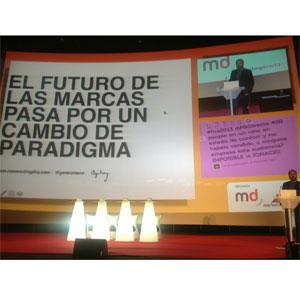 """G. Romero (Bassat Ogilvy) en #FOA2013: """"En el mundo del futuro el consumo no es un fin, es un medio para el bienestar"""""""