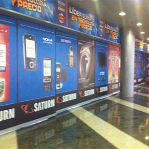 Saturn abandona su actividad en España y es absorbido por Media Markt
