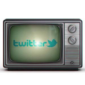 A más tuits, más audiencia en televisión