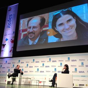 """Yoani Sánchez en #iRedes: """"La mejor forma de ayudarnos es darnos voz"""""""