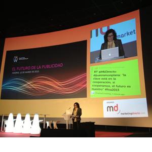 """V. Nieto (McCann Worldgroup) en #FOA2013: """"Solamente una buena idea logra que las marcas sean amadas"""""""