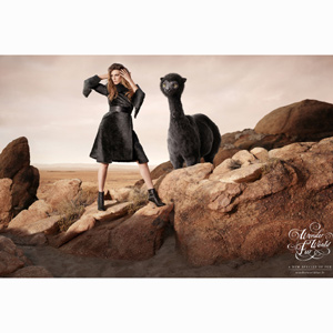 La nueva peletería está fabricada con animales de fábula