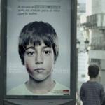 A veces el maltrato infantil solo es visible para el niño que lo sufre