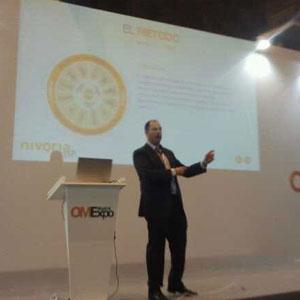 M. Clavero (Nivoria) en #OMExpo: