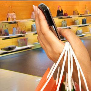 La búsqueda de características de productos a través del smartphone se traduce mayoritariamente en compra