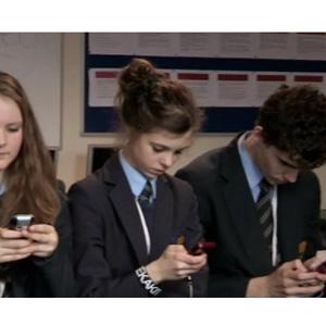 El 45% de los adolescentes de Reino Unido están conectados a internet a través de sus smarphones