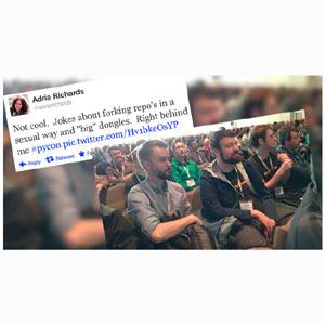 Un tuit de Adria Richards provoca dos despidos y una revolución en la red
