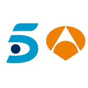 Telecinco y Antena 3 comparten el primer puesto de las televisiones más vistas