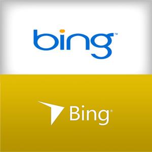 El logo de Bing ha pasado por el