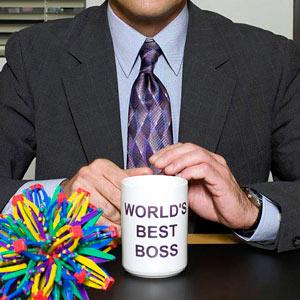 Las 10 señas de identidad de un gran jefe