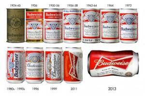 Budweiser se saca de la chistera las primeras latas de cerveza con