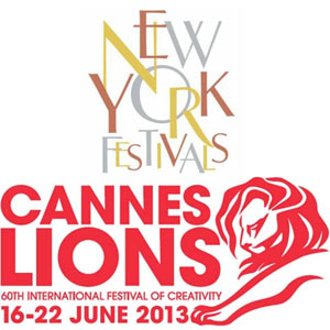Rifirrafe festivalero: New York Festivals acusa de plagio a Cannes Lions