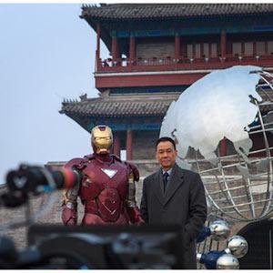 Hollywood a la conquista del mercado cinematográfico chino: Iron Man 3 presenta su versión exclusiva para China