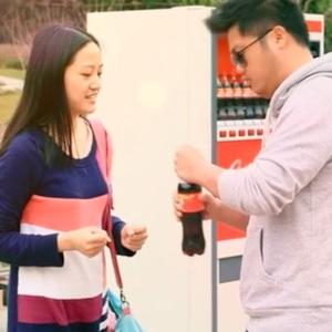 Coca-Cola se mete a celestina en una original campaña lanzada en China