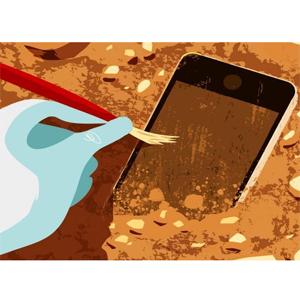 Los smartphones están machacando a la creatividad