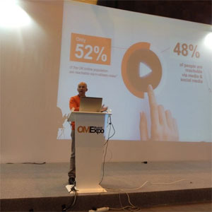 Pierre Chappaz (Ebuzzing) en #OMExpo: Así será el futuro del vídeo advertising