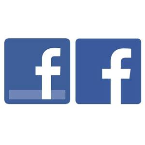 """Facebook ha decidido hacer pasar por """"chapa y pintura"""" a su logo y"""
