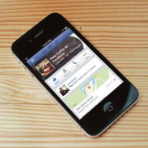 Facebook le hace un lavado de cara a las páginas de marcas en los dispositivos móviles