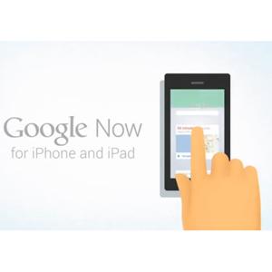 Google Now por fin llega a iOS