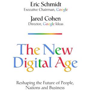 """""""The New Digital Age"""", un libro escrito por directivos de Google que nos deja echar un vistazo al futuro"""