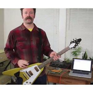 ¿Una guitarra que redacta emails? Un creativo publicitario de W + K la ha hecho realidad