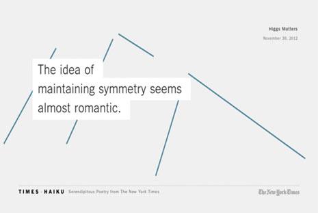 """""""The New York Times"""" crea un robot que genera """"haikus"""" a partir de los artículos del diario"""