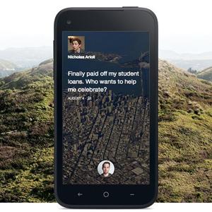 La nueva app de Facebook,