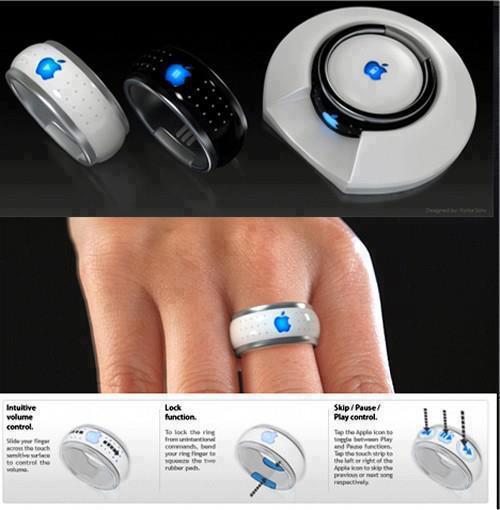 iRing: un compromiso entre Apple, sus consumidores y sus iPods