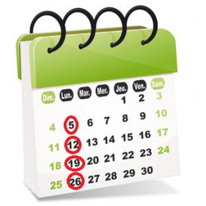 ¿Sabía que los lunes entre las 4 y las 5 de la tarde compramos más por internet?