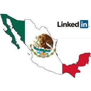 Sólo el 7% de los usuarios mexicanos usan LinkedIn