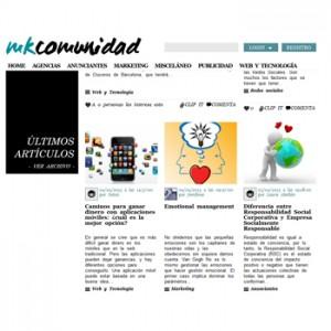 MarketingComunidad se renueva: entra, comparte, opina