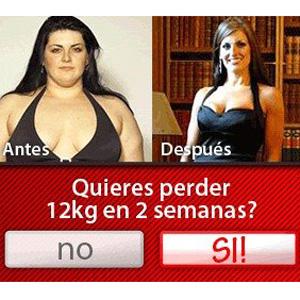 Publicidad engañosa en la televisión española a pesar de su prohibición