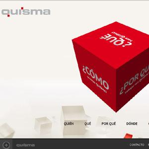 QUISMA lanza su nueva web corporativa