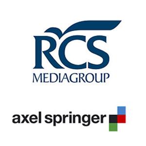 El grupo italiano RCS le hace la corte a Axel Springer como posible socio inversor
