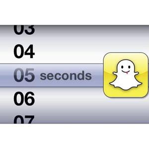 El éxito de Snapchat se basa en la necesidad de borrar la huella digital